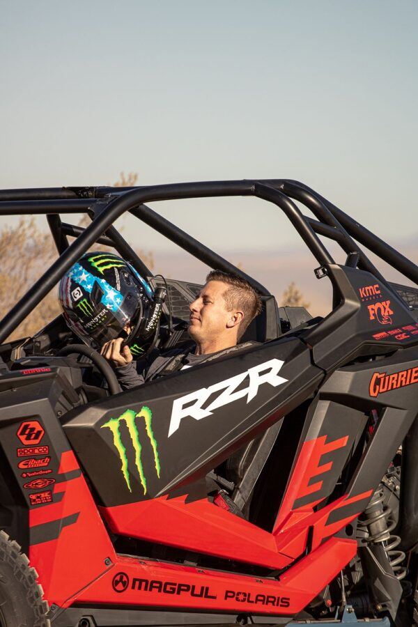 Casey Currie Joins Polaris for 2021 and Beyond
