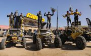 All-Yellow Podium at King of the Hammers: