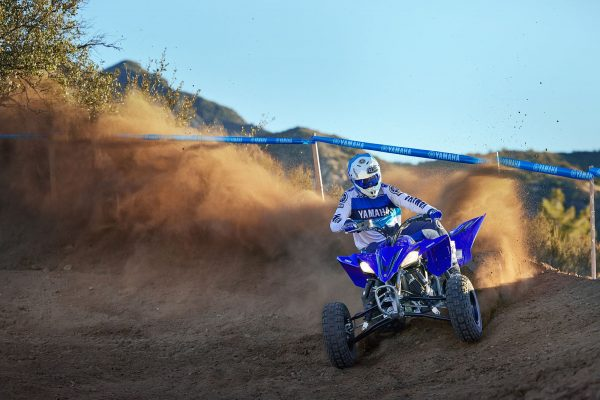 YAMAHA ANNOUNCES 2021 SPORTS ATVS