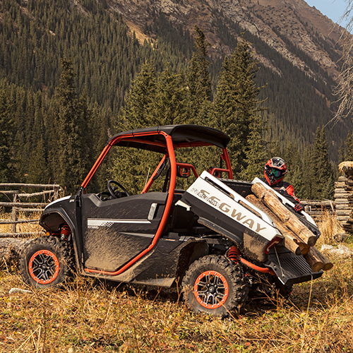 The next generation of off-road powersports has arrived in Canada