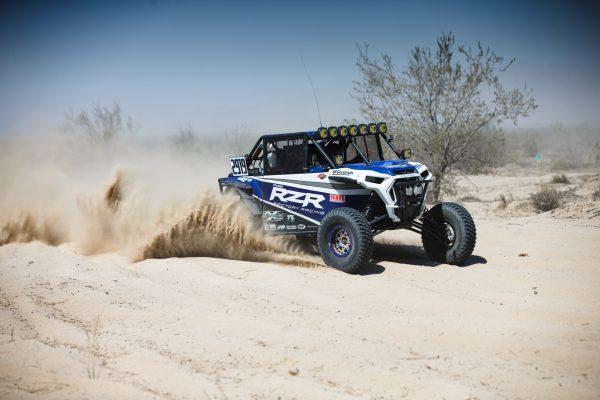 POLARIS RZR FACTORY RACING TAKES THREE WINS AT THE SAN FELIPE 250