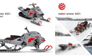 BRP WINS BEST OF THE BEST AND THREE PRESTIGIOUS RED DOT DESIGN AWARDS
