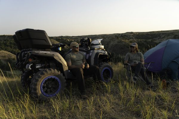 CF MOTO INTRODUCES A NEW ATV, THE CFORCE 1000 OVERLAND