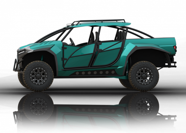 VOLCON EPOWERSPORTS THROWS HAT INTO RING